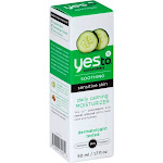 Yes To Cucumbers Daily Calming Moisturizer - 1.7 fl oz bottle
