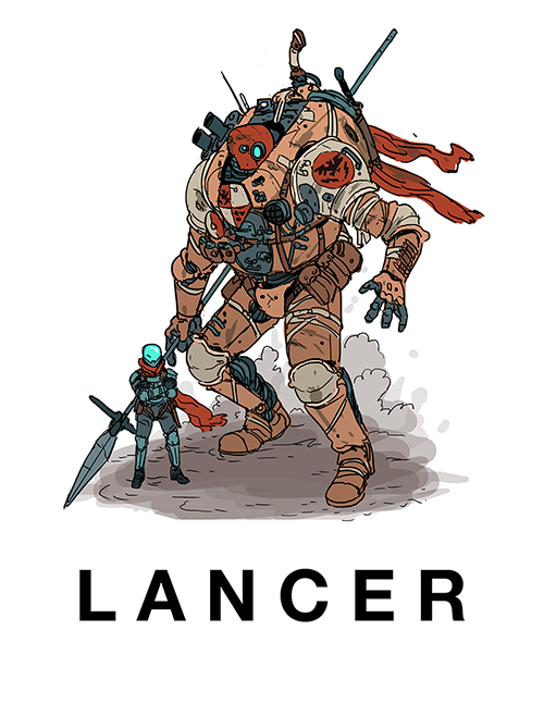 Kill Six Billion Demons » LANCER
