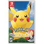 Pokémon: Let's Go, Pikachu! Standard Edition - Nintendo Switch