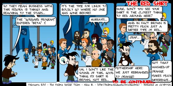 fedora webcomic