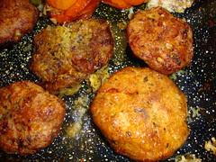 filled bifteki