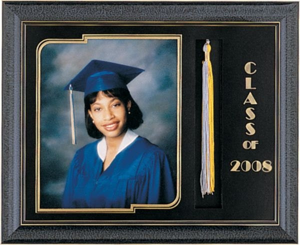 Levin Picture Frames Blue Marble Il15 Graduate Tassel Frame To