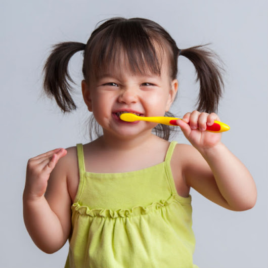 DO YOUR KIDS HAVE GOOD DENTAL HABITS? «