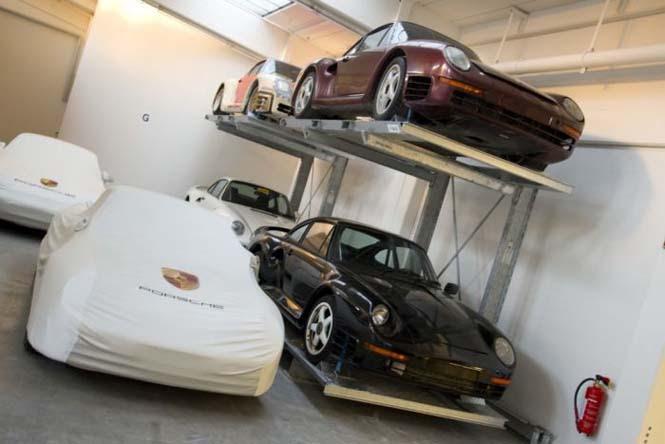 Εκπληκτική συλλογή από Porsche (24)