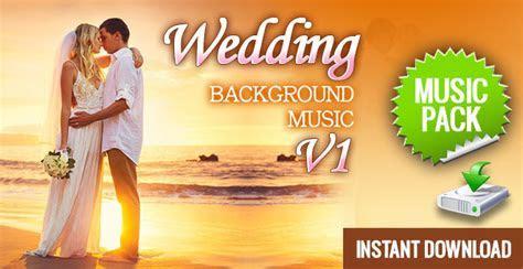 Wedding Background Music   Instant Download