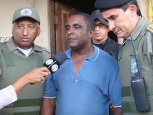 Luis Pereira dos Santos, que teria previsto o fim do mundo (Foto: Náyra Macêdo/Portal da Clube)