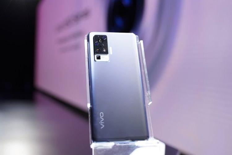 HP Terbaru Vivo X50 Series, Ponsel Flagship dengan Fitur Kamera Canggih