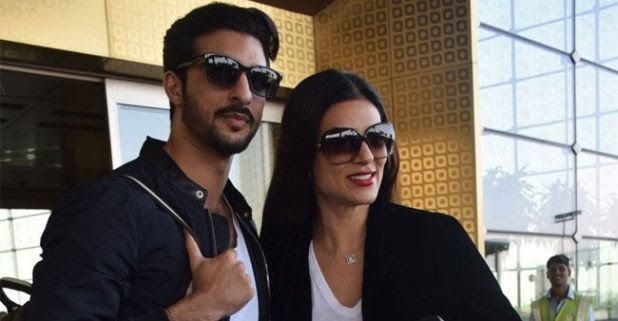 Sushmita Sen Shares Her Latest Picture on Instagram, Rohman Shawl Couldn't Stop Himself from Commenting on it
