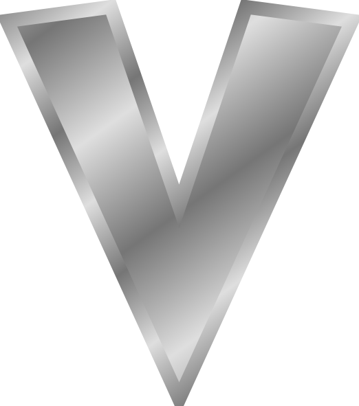 lettering alphabet. Effect Letters Alphabet Silver