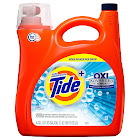 Tide Advanced Power Ultra Concentrated Liquid Laundry Detergent with Oxi, Original, 81 Loads, 150 fl oz