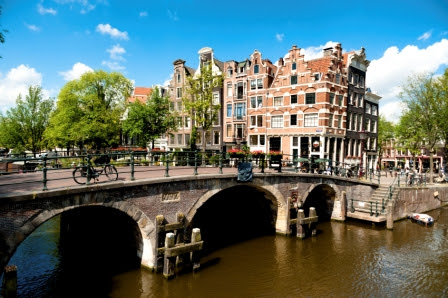 TravelBiz.ie - KLM Business class promotional fare to Amsterdam