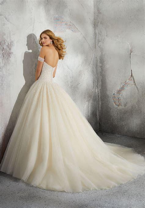 Liberty Wedding Dress   Style 8291   Morilee