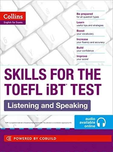 Toefl listening practice test full test with answers youtube.