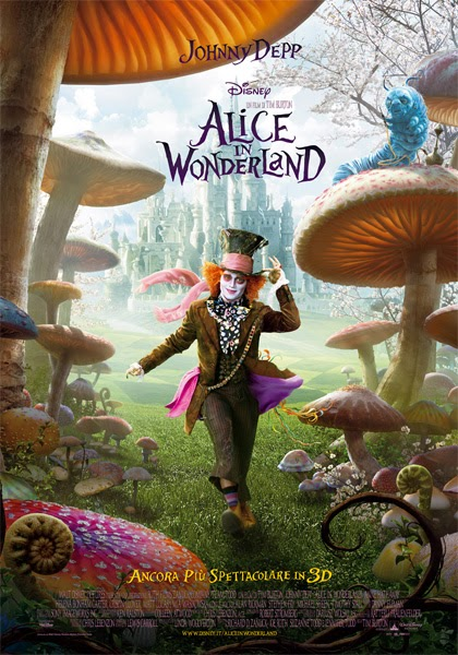 Ita movie list alice in wonderland streaming megavideo torrent - Alice attraverso lo specchio streaming ita ...