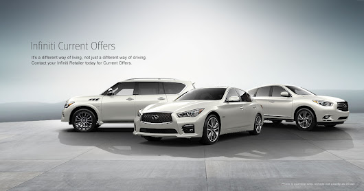 INFINITI Vehicle Financing, Pricing, and Lease Offers