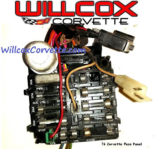 1977 Corvette Fuse Box Wiring Diagram Wiring Diagram Local B Local B Maceratadoc It