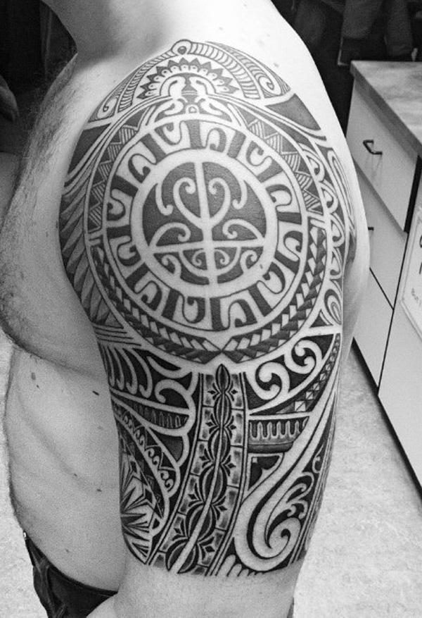 The Symbolic Identity Of The Marquesan Tattoo Art And Design