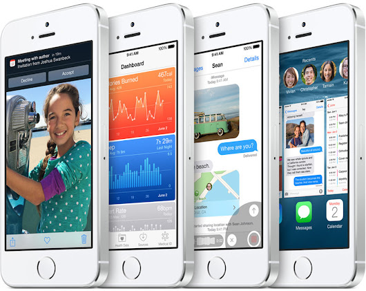 iOS 8.1 has been released - here's how to download it right now!