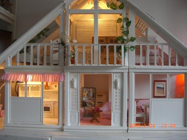 Mis cosas la casa de barbie de mattel para arancha - Cosas para la casa de barbie ...