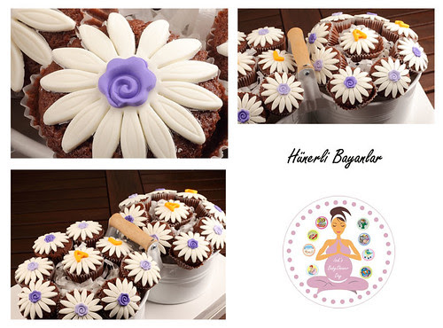 Işık's Baby Shower Day (Cupcake)