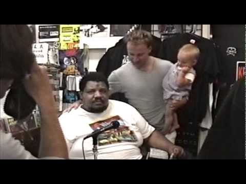 """The Wesley Willis Experience"" A Documentary by Darren Leis & Matt Marshall"