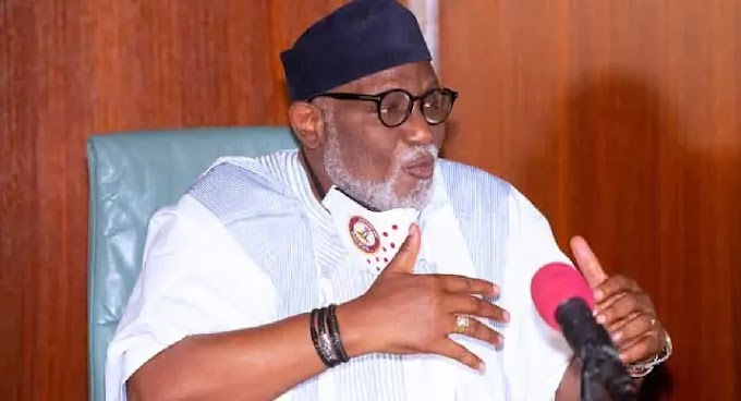 Farmers, drivers, forest guards in protest rally for Akeredolu