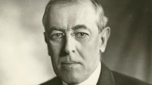 UVA Partnering with Princeton to Digitize Woodrow Wilson's Papers