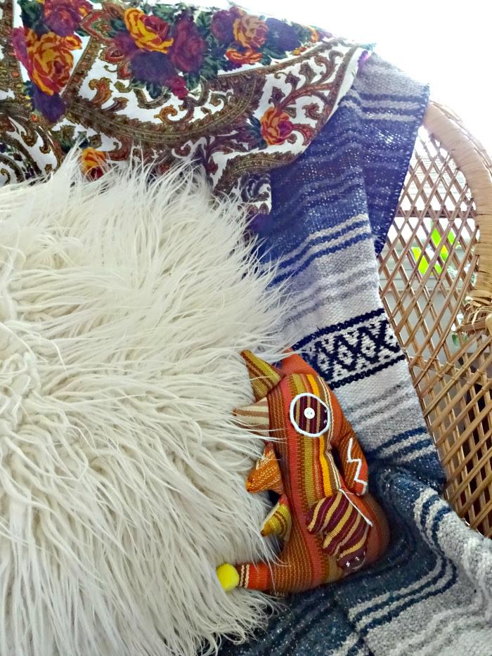 textiles on textiles on texture on texture