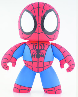 Spider-Man Marvel Legends Mighty Muggs