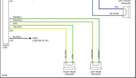 1996 Mazda 626 Radio: Where Would I Find a Radio Wiring ...