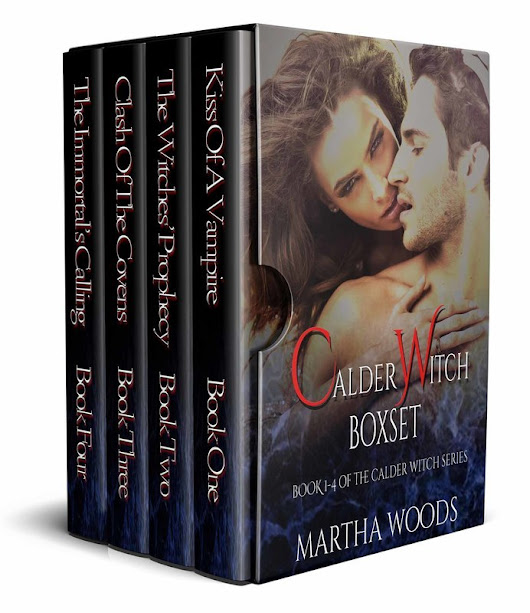 Your Special Launch Price For Calder Witch Box Set!