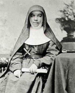 Sister Mary MacKillop (1842-1909), Australian ...