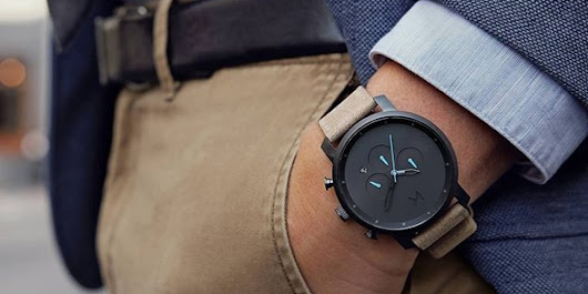 One Of Our Writers Got Their First MVMT Watch & The Review Is In