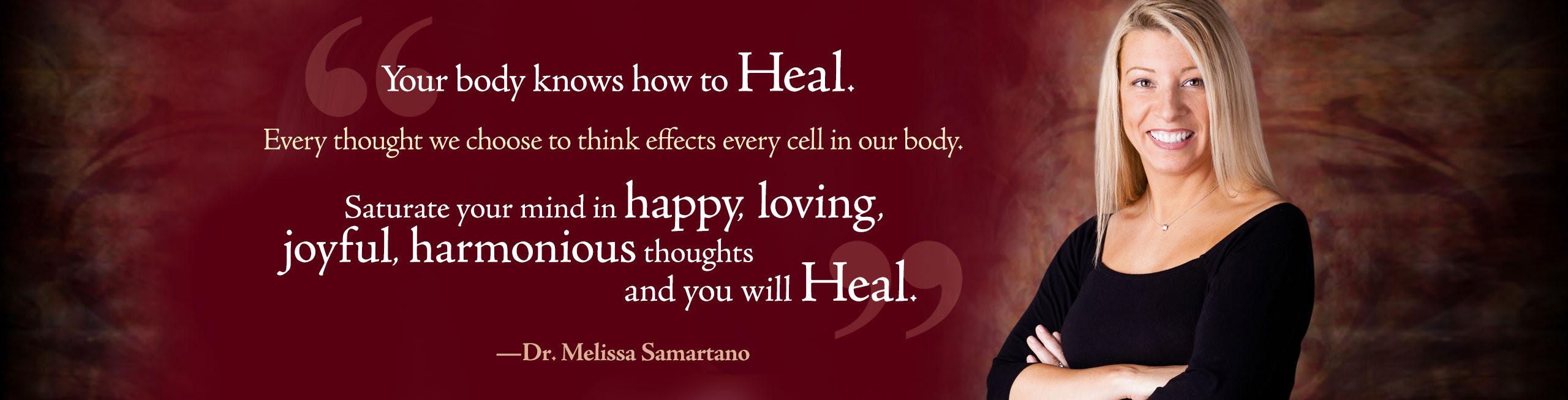 Home | Dr. Melissa Samartano