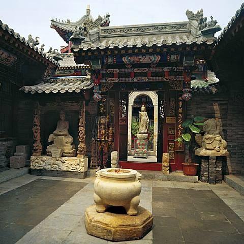 Liu Bolin, Chinese Garden