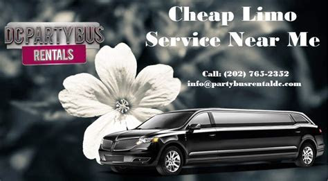 Booking DC Limo Service Before the Wedding Can Save You