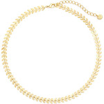 Mother's Day Gift for Her - Women's Gold Choker - Gift for Wife - Anniversary Gift for Her