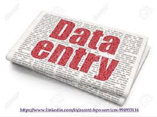 I will do any kind of data entry and pdf to excel for $5