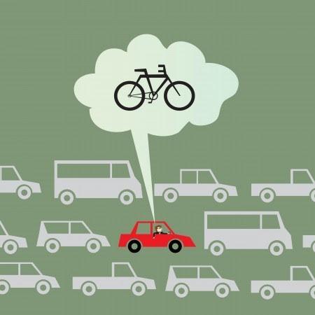 Bike Instead of Drive 450x450