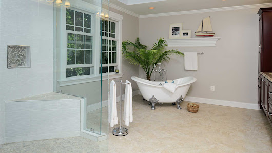 Bathroom Remodeling for an Aging Parent - Michael Nash Design, Build & Homes