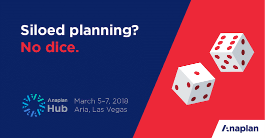 In Las Vegas, finance bets big on connected planning | Anaplan