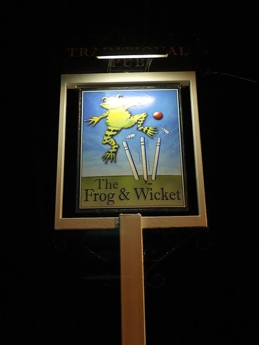 Frog and Wicket