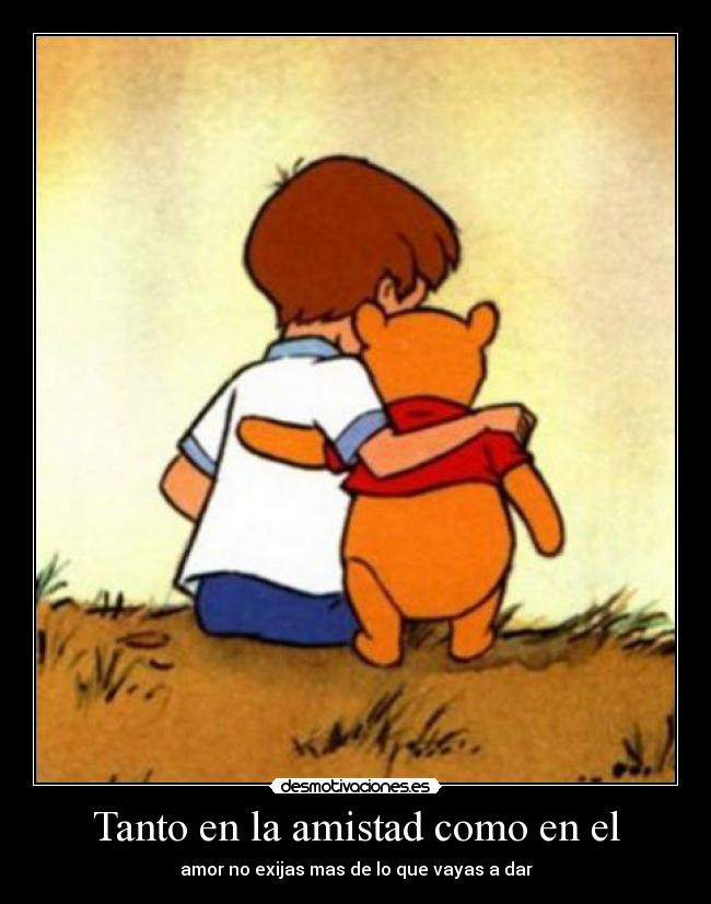Winnie Pooh Imagenes Con Frases Archidev
