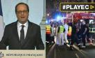 Hollande: Es innegable el carácter terrorista de ataque en Niza