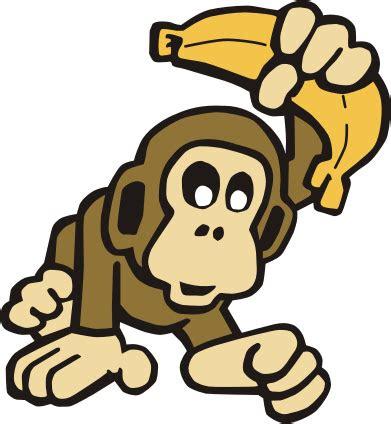 ivanildosantos gambar animasi monyet clipart