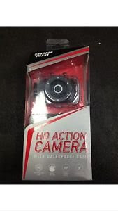 Sharper Image Hd Action Camera Svc355 Sport Mountain Outdoor Use