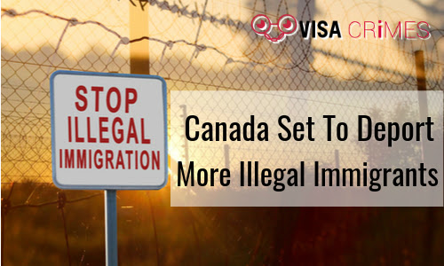Canada Set To Deport More Illegal Immigrants |