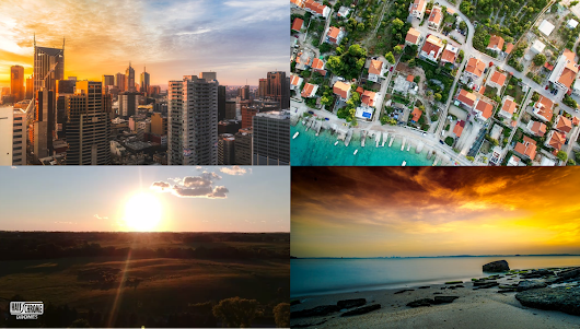 Top Tricks for Aerial Photography Magic: Take Pictures Like a Pro