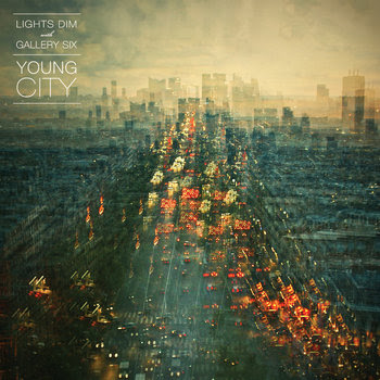 Young City EP cover art