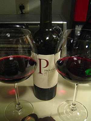 California Merlot from Provence